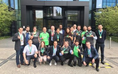 Post Marathon de Paris, les GreenRunners de Schneider Electric témoignent !